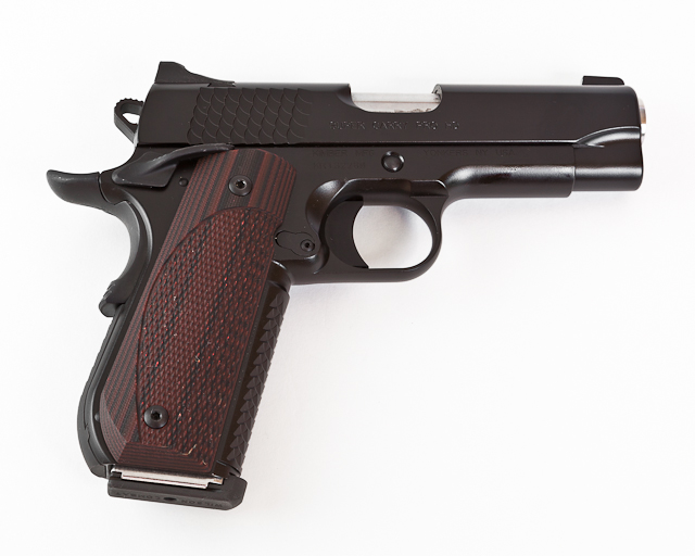 Kimber Super Carry Pro Before Retouching