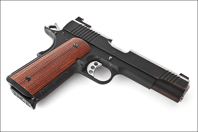 Kimber Competition Gun - RightAngle