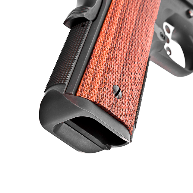 Kimber Competition Gun - Magwell