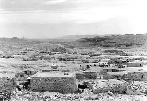 Terlingua, Texas 1936