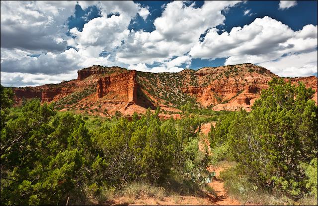 Caprock Canyons Ridge