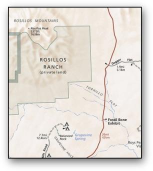 Tornillo Flats - Big Bend National Park