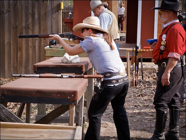 Rifle Shooting (Before)