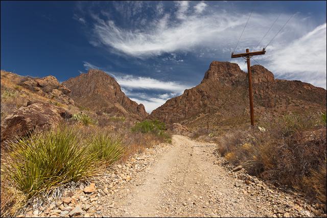 Chisos Canyon