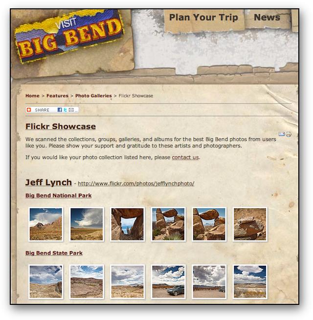 Visit Big Bend