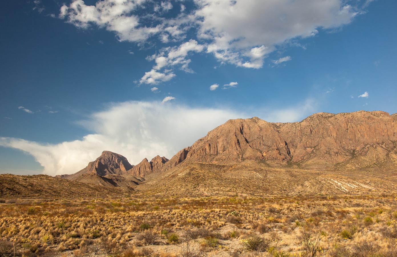 Chisos Mountains – B...