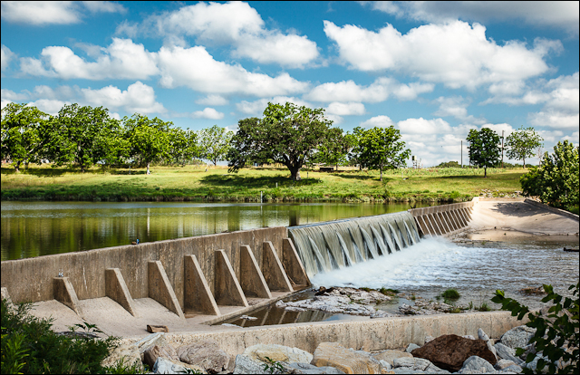 LBJ Ranch on the Pedernales River