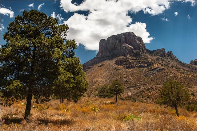 The Basin Ridge