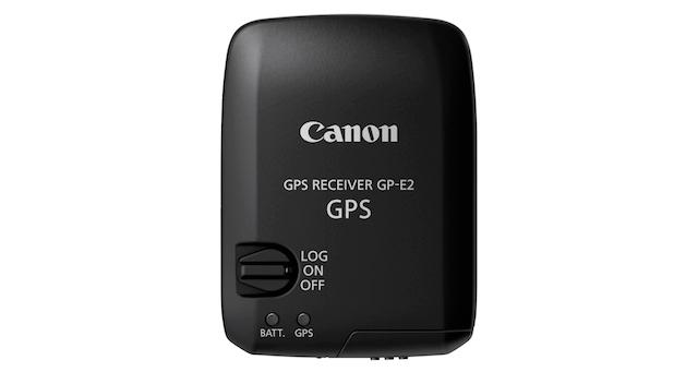 Canon's GP-E2 Top