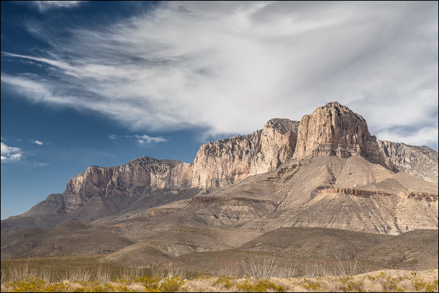 Guadalupe Mountain Range