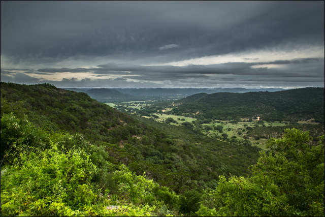 Texas Hill Country Clouds