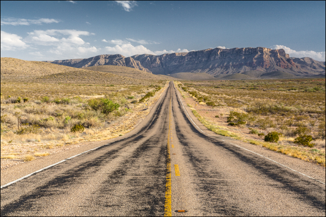 The Road to Van Horn